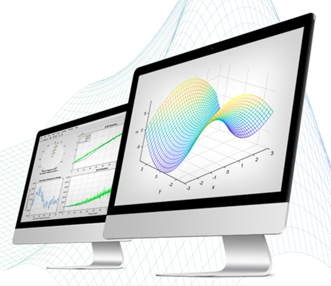 MATLAB, illustrated above, is included of the MathWorks software bundle that is now available to members of the U community at no cost