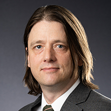 corey roach, chief information security officer