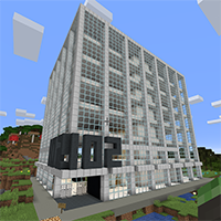Minecraft 102 Tower